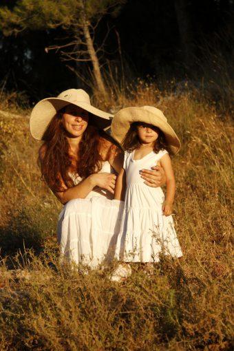 צילום הריון ומשפחה לאיילת