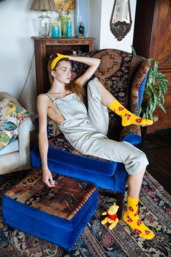 צילום אופנה של הפקה בניו יורק שהתפרסמה במגזינים בארץ ובעולם