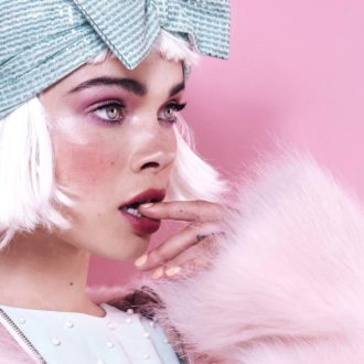 Popping Pastels צילום אופנה