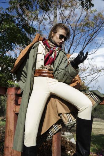 צילום הפקת אופנה למגזין בארץ ביחד עם הסטייליסטית דנה קובלסקי
